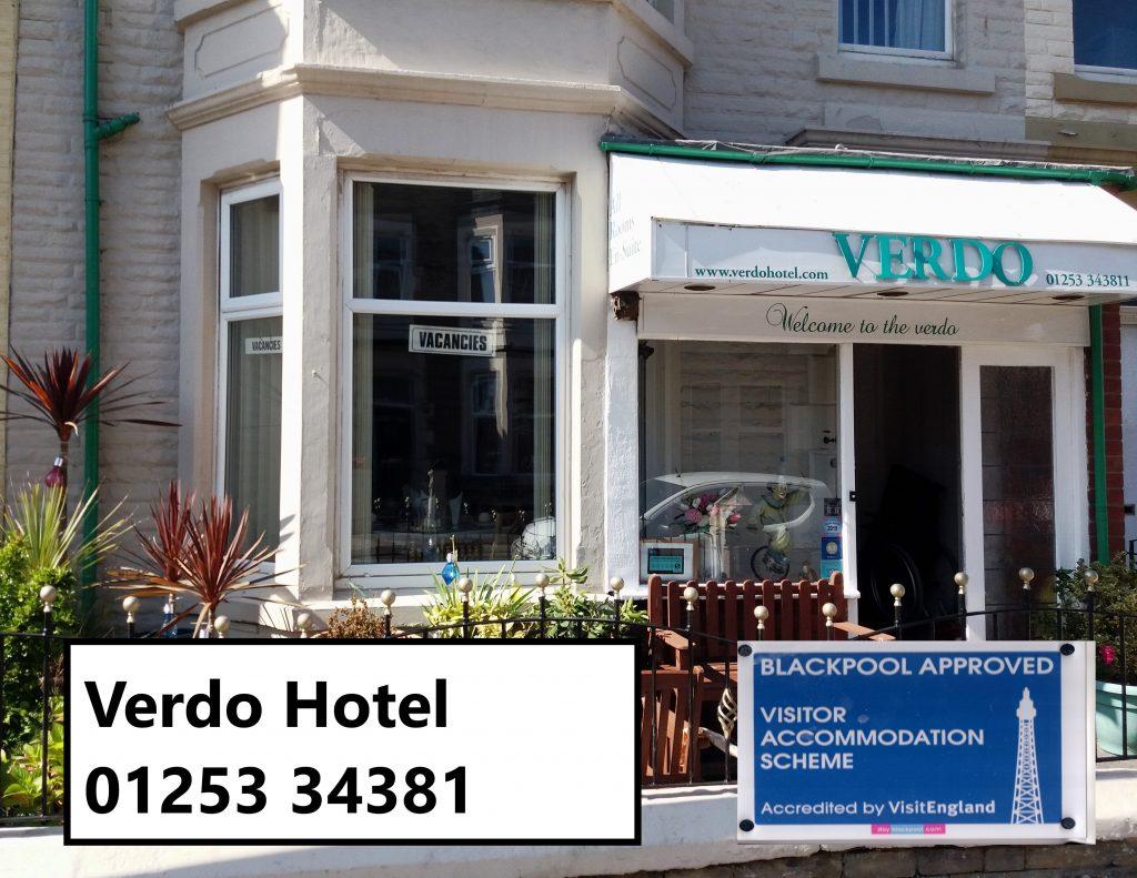 Verdo - Stay Blackpool Just a Short walk from Pleasure Beach