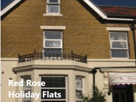 Red Rose Holiday Flats