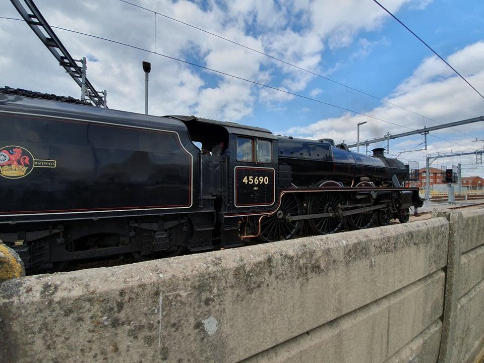 Pennine Blackpool Express