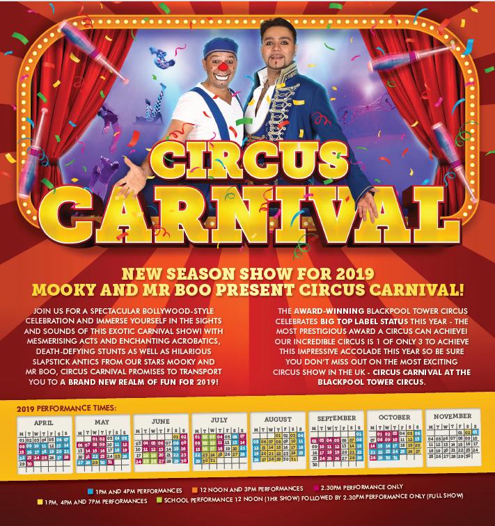 Circus Carnival 2019