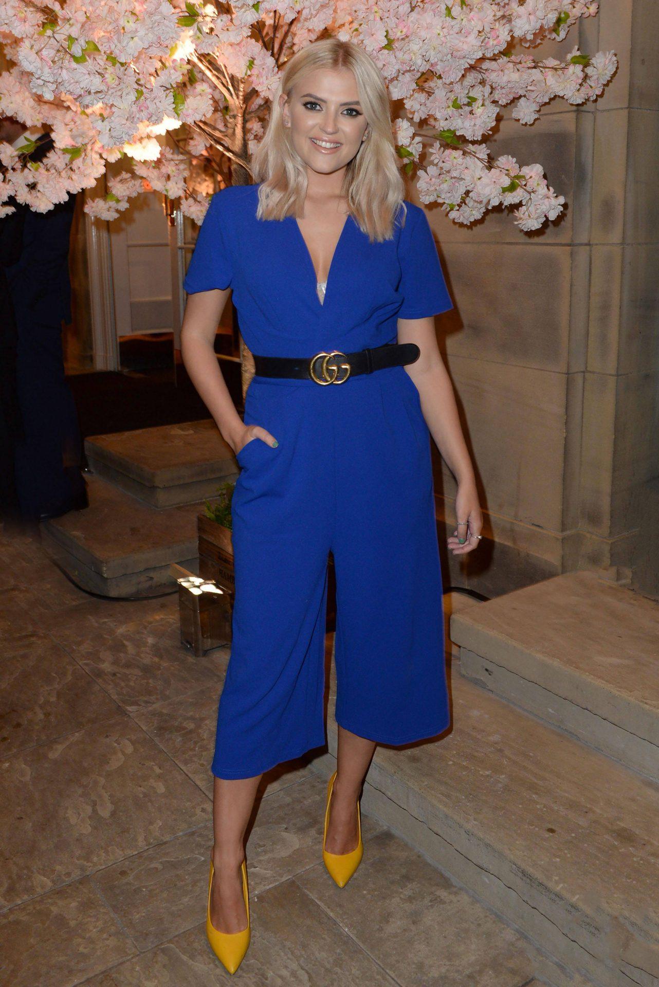 Lucy Fallon Switches on 2019 Illuminations