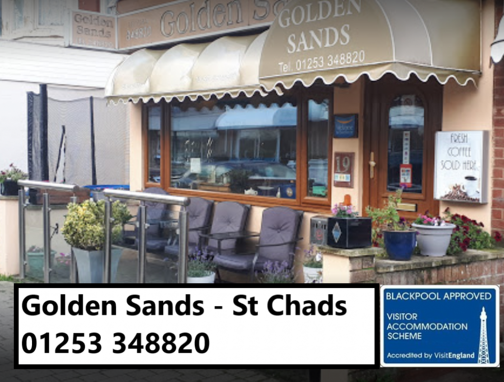 Golden Sands Hotel - St Chads Road