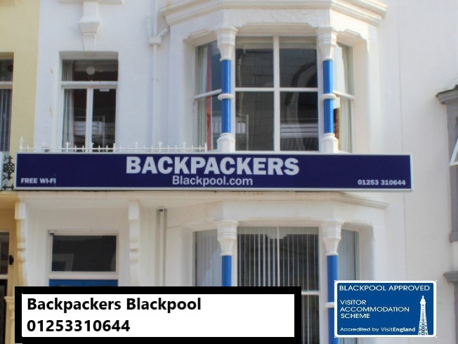 Backpackers Blackpool